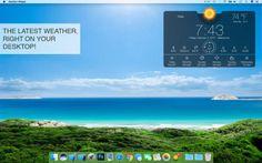 Weather Widget: Desktop forecast Pro Weather Lifestyle Mac App...: Weather Widget: Desktop forecast Pro Weather… #mac #Weather #Lifestyle