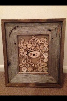 "Barnwood Wedding ""Guestbook"""