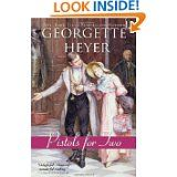 Georgette Heyer's books