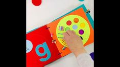 Fill their book with your choice of Montessori style, educational preschool activities for 3 year olds. You even get to choose the cover color and we'll personalize the book before we send it out. Orders ship fast, and arrive to most USA and Canadian destinations in about a week. Shop tinyFEATS on @etsy click the video
