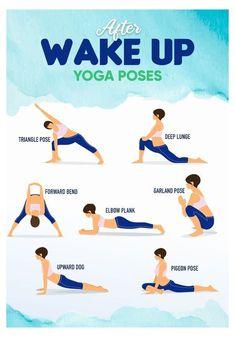 Beginner Morning Yoga, Morning Yoga Routine, Morning Stretches, Morning Yoga Sequences, Beginner Yoga Routine, Bedtime Stretches, Daily Yoga Routine, Morning Yoga Flow, Yoga Routines