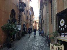 Via dell Reginella, Rome Italy