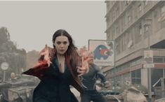 "Scarlet Witch (Elizabeth Olsen) | Ranking The ""Avengers: Age Of Ultron"" Characters By Likability"