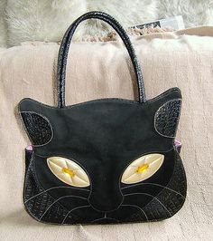 Black Cat Shoulder Bag 116