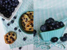 Blueberry Ricotta Minicakes  von nicestthings.com