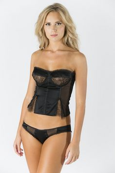 Karolina Couture Lingerie - Thrilled Corset