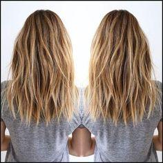 10 Stylish Blonde Balayage Color: Hair Color Ideas 2018 | Brown ... | Einfache Frisuren