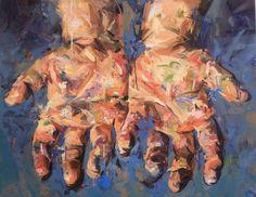 Paul Wright, Painting.