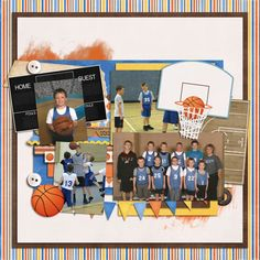 Basketball 2012 - Scrapbook.com