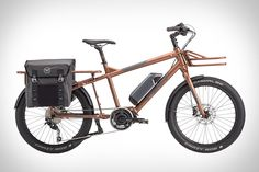Electric bikes are great for urban mobility. But you need more than just a frame, some batteries, and a motor for everyday life. The Felt Tote'm Electric Bike recognizes this fact, adding dual racks to an already capable transport. It...