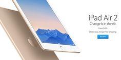 iPad Air 2 and Retina Mini iPad 3 Pre-Orders Arrive as Apple Begins In-Store Sales