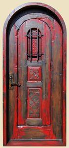 -0 9690-18 Arched Door