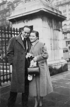 Paul Celan e Gisele Celan-Lestrange