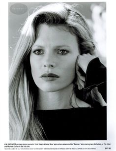 1989 Publicity Photo of Kim Basinger as Vicki Vale.