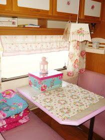 wohnwagench c vintage caravans camping pinterest innenausstattung wohnwagen und bauwagen. Black Bedroom Furniture Sets. Home Design Ideas
