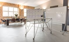 Büro Interieur Design I Open Space Einrichtung I Projekt Haarwerkstatt | System 180