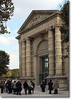 Musee de l'Orangerie, Paris, France (Monet, Renoir, and Cezanne originals)