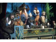 1972 - Country Bear Jamboree Opens