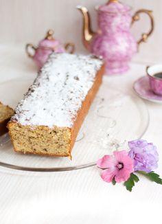 LowCarb Zucchini Nuss Kuchen – Low Carb Köstlichkeiten