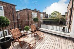 simple decking / railing