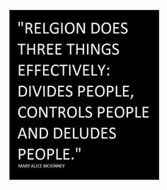 What religion does...