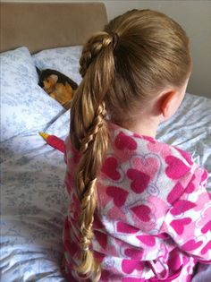 Girls braided hairstyles