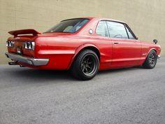 1970 Nissan Skyline 2000GT | JDM Legends