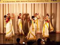 Kaikottikali is an extremely popular folk dance performed by the maidens of Kerala. It is a group dance and is mainly performed on the occasion of Onam and Thiruvathira. Women, both young and old submerge themselves in the spirit of the occasion and dance with perfect ease and elan.  Kaikottikali is regarded as an extremely elegant dance form as the Lasya or the beauty element predominates. Although an element of thandava (dance to destroy the universe) is also included when men too…