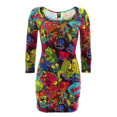 Iron Fist PARTY MONSTER DRESS