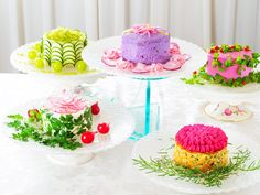 Salad cakes are the latest Japanese food craze - would you eat these? Find more easy recipes and food ideas over on pima.co.uk