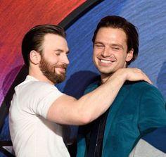 Chris & Seb