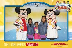 Face-Box Gallery Disney On Ice | DHL - 3 July 2013