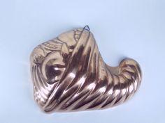 Vintage Copper Mold. For sale at AlienVintage on Etsy.com