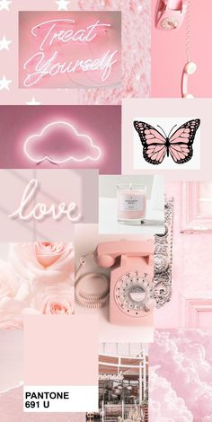 pretty in pink | Girl iphone wallpaper, Pink wallpaper iphone, Iphone wallpaper girly
