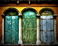 Italy Decor Door Photography Bedroom Decor by AroundTheGlobeImages