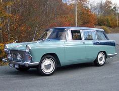 1962 Austin A60 Cambridge Countryman