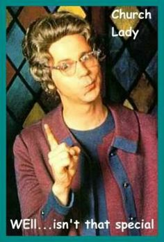 SNL - Dana Carvey - back in the day.