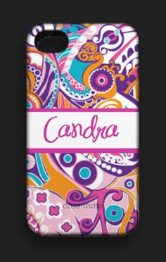 TOUGH case for your phone...personalized!