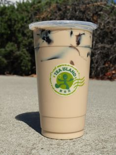 Tea Island – Osmanthus Milk Tea with Grass Jelly(Location: Warm Springs, Fremont, CA)This drink is AMAZING. What a total surprise from Tea Island. I've tried their most famous drink, the jasmine milk tea, and found that to be underwhelming, but this was incredible. Their fresh-brewed tea comes through an espresso machine and the flavor is STRONG. In this particular drink, there is a resonant but not overwhelming floral flavor that lingered TWO HOURS after I've finished the drink. At half…