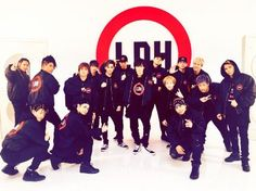 LDH - THE RAMPAGE from EXILE TRIBE