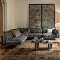 Arketipo Auto-Reverse Corner Sofa by Giuseppe Vigano | CASA MIA (CY)