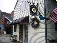 The Brass Compass Cafe-Rockland, Maine We went here because Bobby Flay was beaten by them, and we had to check it out. Try the Lobster Roll. The cookies are GINORMOUS!