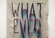 Navid Nuur detail 'What Ever'