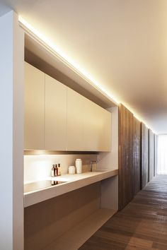 861 Sq. Ft. Modern and Minimalist Apartment