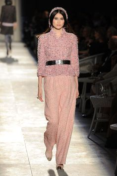 Paris Haute Haute Couture Fashion Week A/W 2013: Chanel