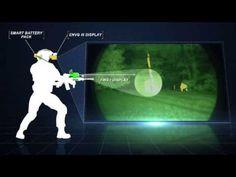 US Army Unveils Enhanced Night Vision Goggle III