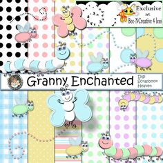 """GRANNY ENCHANTED'S BLOG: """"Giggle Bugs"""" Freebies Directory"""