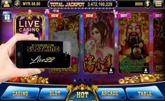 Malaysia & Singapore Online Casino has been several years in the market, the most trusted and recommended Malaysia & Singapore's Online Casino Free Casino Slot Games, Online Casino Games, Online Casino Bonus, Online Games, Las Vegas, Free Rewards, Free Credit, Free Slots, Live Casino