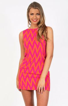 New Wave Dress $59 http://bb.com.au/collections/new/products/new-wave-dress#