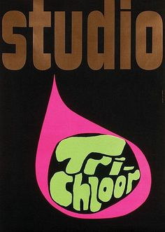 Poster by Jan Bons - Studio Tri-Chloor